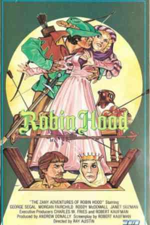 Robin Hood mókás kalandjai