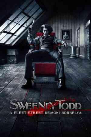 Sweeney Todd - A Fleet Street démoni borbélya online
